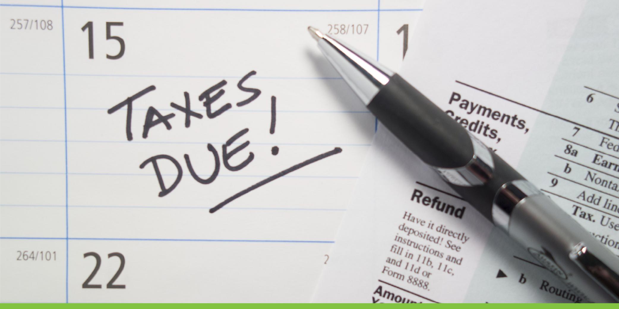 Tax Day Blog Image@150x